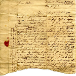 Old Manse Manuscripts, 1755 to Today